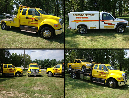 Towing Service in Noblesville